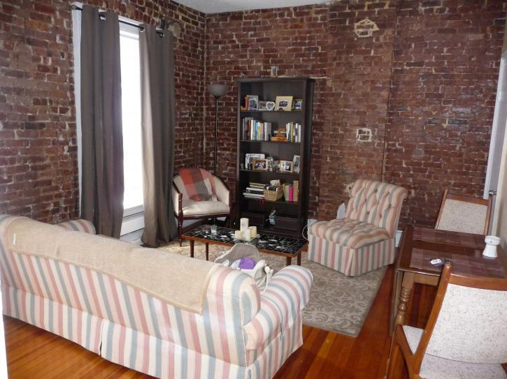 1 Bedroom Apartment W Office Walk To Nyc Train Hardwood Floors Exposed Brick Montclair Nj Residential Real Estate For Rent Montclair Nj