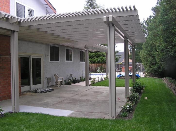 Patio Cover Kits How To Choose Between Wood And Aluminum Patio Porch Deck Gazebo Builders Fairfield Ca