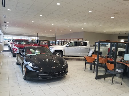 Rydell Chevrolet Car Dealers Auto Sales Service Waterloo Ia