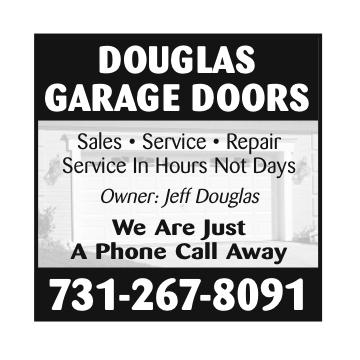 Douglas Garage Doors Overhead Doors Lexington Tn