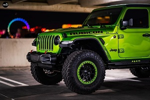 Image for How to Install a Rear Facing Jeep Wrangler Light Bar (2018 Jeep JL Wrangler) with ID of: 4787460