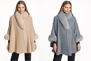 Image for Looking For a Beautiful Grey Fur Coat? This Guide Will Help with ID of: 4869358