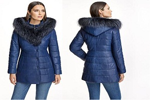 Image for How To Wear A Timeless Fur Overcoat with ID of: 4983439