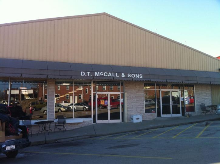 D T Mccall And Sons Carthage, Dt Mccall Furniture